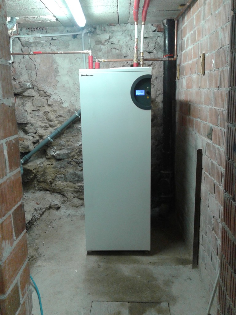 Powietrzna pompa ciepła- jednostka wewnętrzna