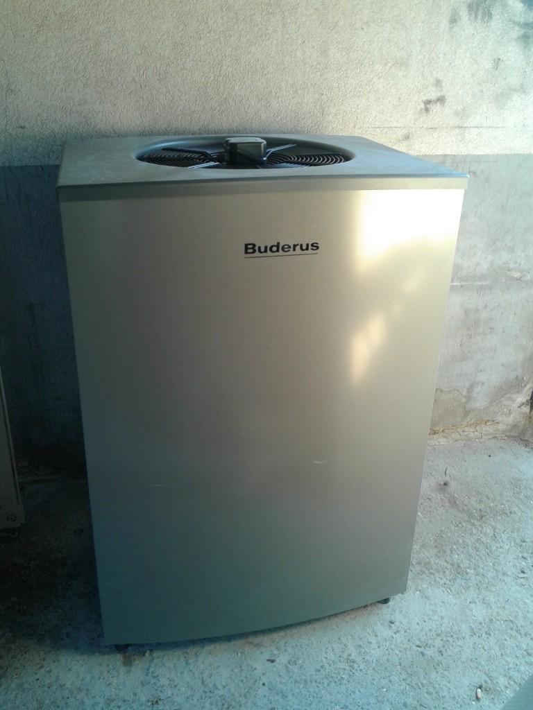 Powietrzna pompa ciepła- jednostka zewnętrzna
