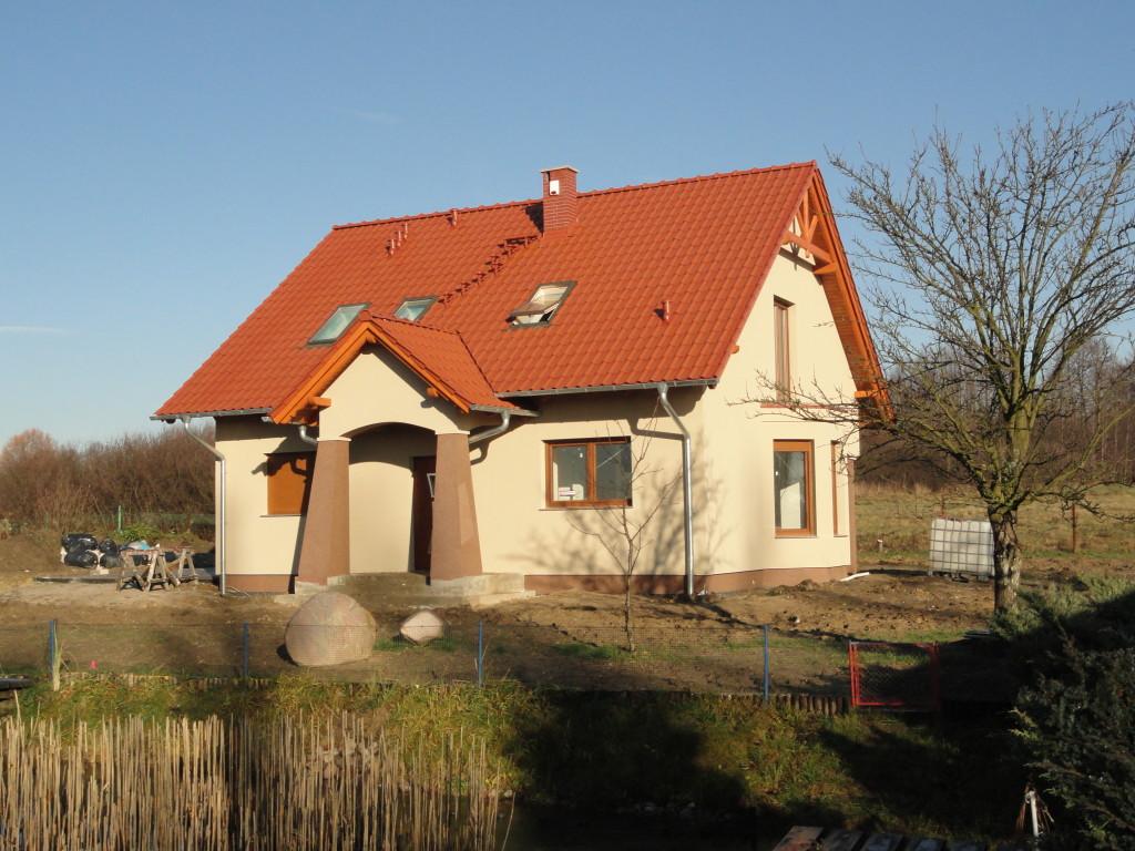 Dom jednorodzinny w  Świdnicy- 2013
