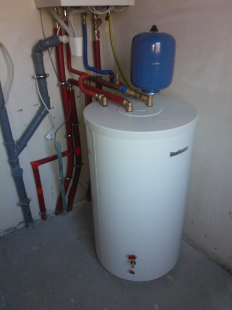 Piec gazowy 1-funkcyjny GB072