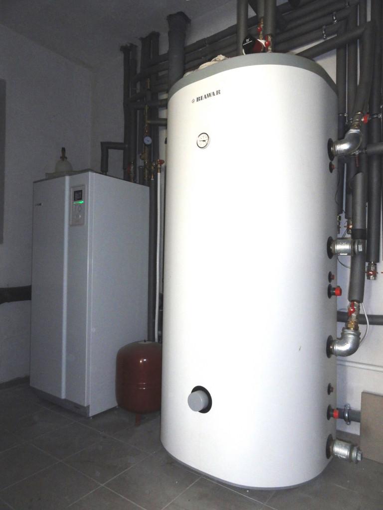Dom jednorodzinny w  Świdnicy- pompa ciepła